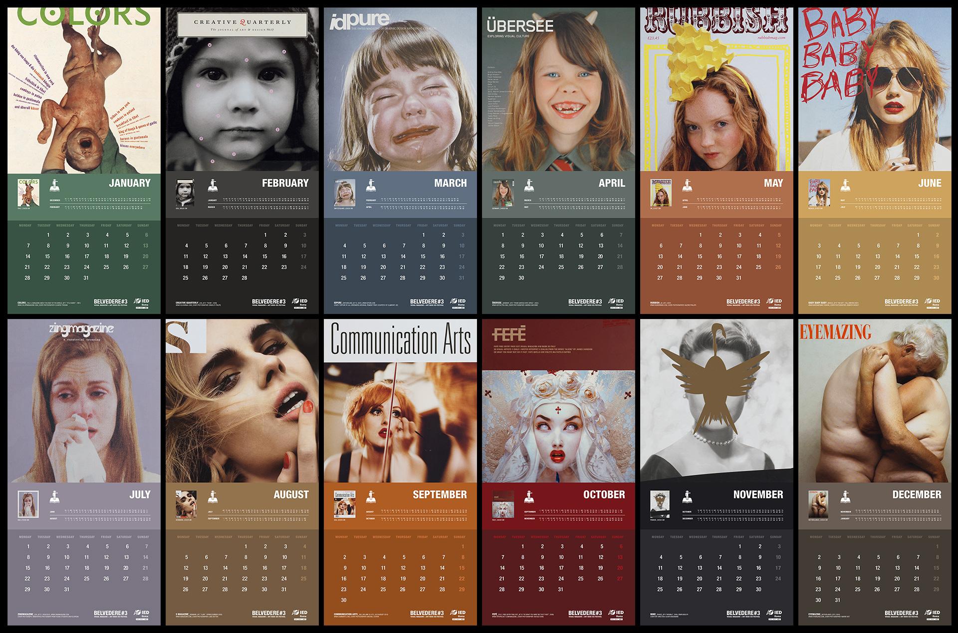 BELVEDERE_Calendar