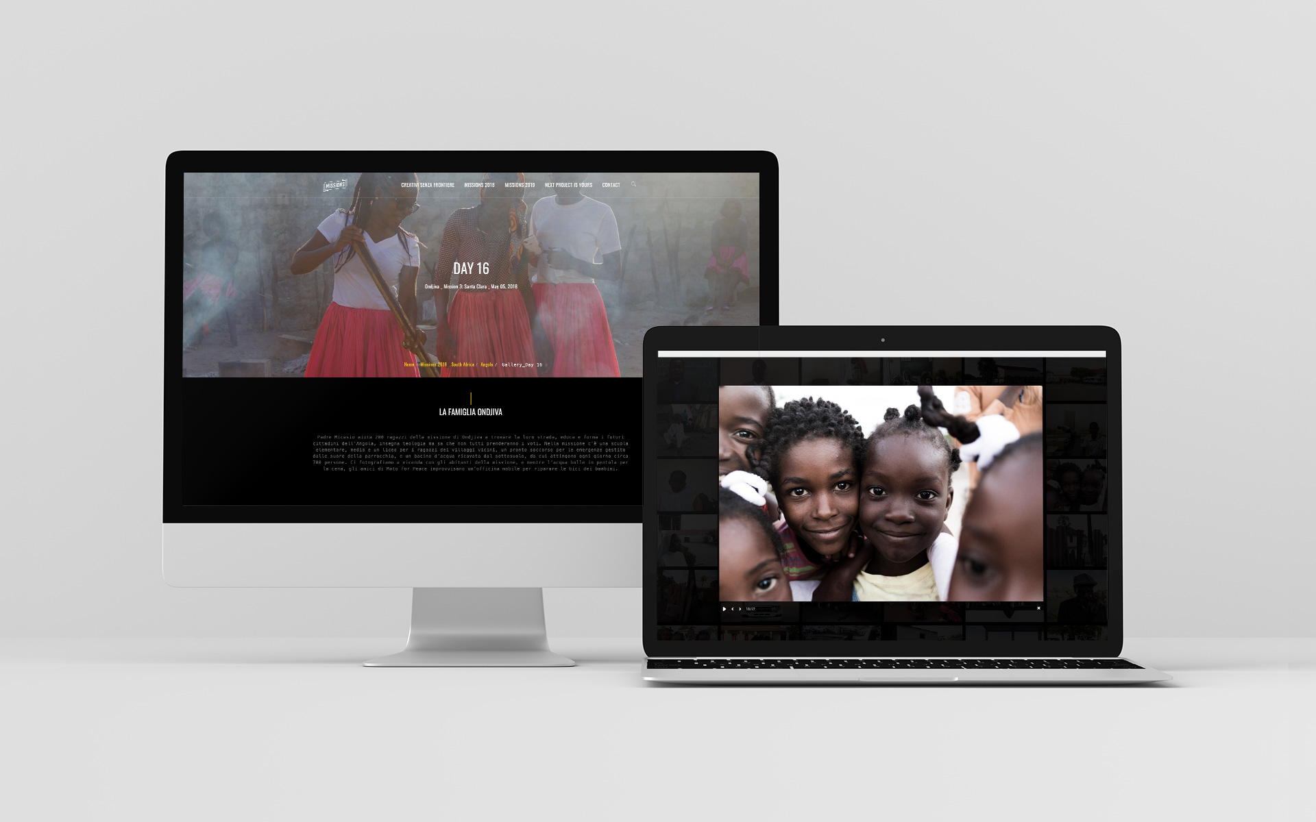 Missions-Angola