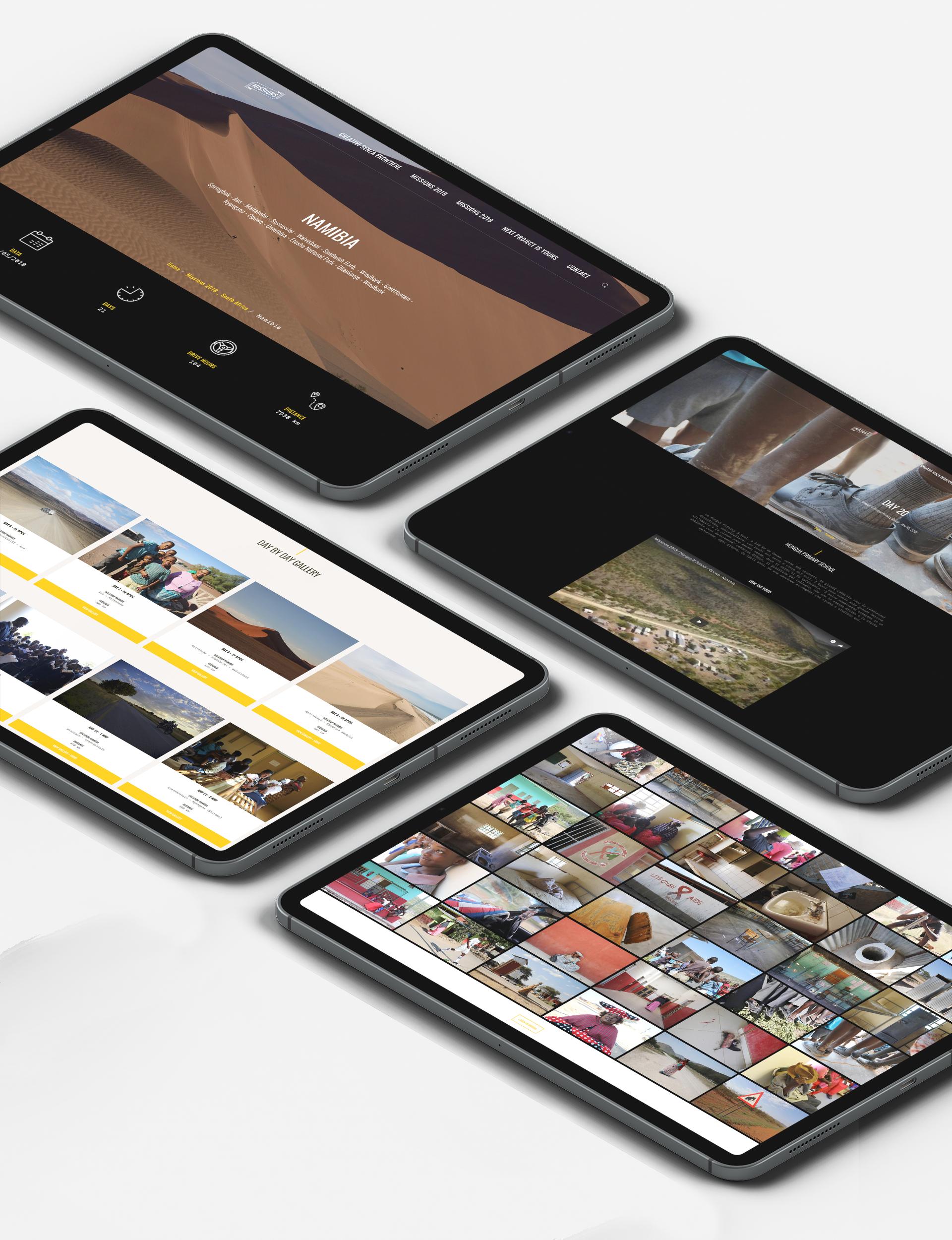 Missions-iPad